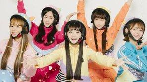 """Girlgroup """"mũ bảo hiểm"""" tự tay sản xuất album mới"""