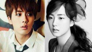 """Jisoo (Black Pink) bị """"soi"""" vì nhìn """"như phiên bản nữ"""" của Jin (BTS)"""