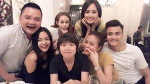 Hoàng Thùy Linh đón tuổi 29 bên người yêu và hội bạn thân