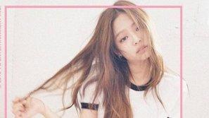 Jennie Kim (Black Pink) dù bị so sánh với Na Eun vẫn được fan A Pink hết lời khen ngợi