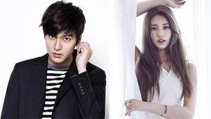 Lee Min Ho – Suzy: Cặp đôi hoàn hảo của showbiz Hàn