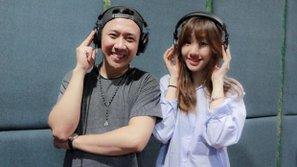Mặc scandal, Hari Won vẫn vui vẻ bên người yêu