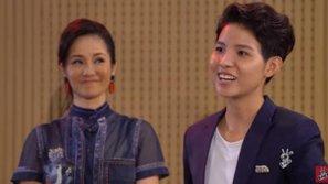 Hồng Nhung làm cố vấn cho team Vũ Cát Tường trong The Voice Kids 2016