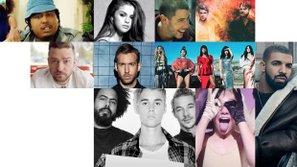 Lộ diện ứng viên cho danh hiệu ca khúc hay nhất mùa hè năm 2016?