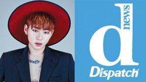 Zico công khai diss Dispatch vì tiết lộ chuyện tình của anh và Seolhyun?