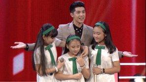 Tiết mục khiến khán giả rơi nước mắt của team Noo Phước Thịnh trong tập 1 vòng Đối đầu