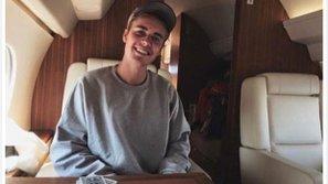 Justin Bieber chơi trội, dùng máy bay đưa Sofia Richie đi