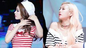 Netizen chọn 2 thành viên girlgroup này có góc nghiêng