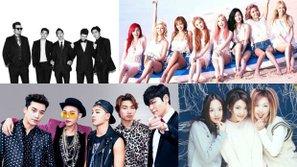 Top những thần tượng và ca khúc Kpop nổi bật nhất trong vòng 20 năm qua