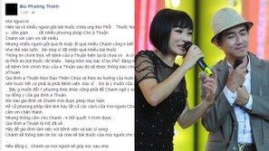 Phương Thanh kêu gọi mọi người ngừng gửi bài thuốc chữa ung thư phổi cho Minh Thuận