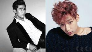 2 bức ảnh này của Bambam (GOT7) và Taecyeon (2PM) sẽ khiến bạn nhận ra sức mạnh của thời gian
