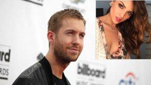 Rộ tin Calvin Harris đang hẹn hò bồ cũ của Liam Hemsworth