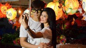 Gia đình Tim - Trương Quỳnh Anh hạnh phúc làm từ thiện