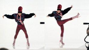 Rapper Suboi gây