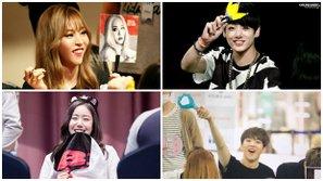 6 idol Kpop nổi tiếng là