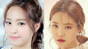"""Netizen cho rằng khuôn mặt Na Eun (A Pink) ngày càng khác lạ vì """"dao kéo"""""""