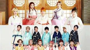 Loạt idol khuấy động sân khấu mừng lễ Chuseok của Music Core