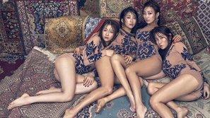 Đây là nhóm nhạc nữ khiến Dispatch 'đại bại'