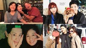 Điểm danh những ông bố/bà mẹ thú vị của các thần tượng Kpop