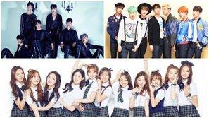 Sau EXO, đến lượt BTS, I.O.I và VIXX trở thành khách mời trong