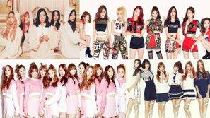 Girlgroup Kpop khiến các quân nhân Hàn Quốc