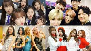 SHINee, G-Friend, GOT7, Wonder Girls và loạt anh tài Kpop tề tựu trong Music Bank tập đặc biệt