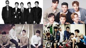 Từ g.o.d đến GOT7: Bạn có biết tất cả các nhóm nam đã từng debut dưới trướng JYP?