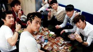 """Taecyeon: """"4 thành viên 2PM từng ăn hết một lượng thịt trị giá... 20 triệu đồng"""""""