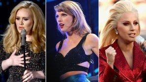 5 nữ ca sĩ