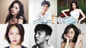 Bạn có biết những diễn viên này suýt nữa đã debut với vai trò thần tượng Kpop?