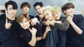 """Inkigayo 9/10: GOT7 cho A Pink lẫn """"thánh ballad"""" Park Hyo Shin """"ngửi khói"""""""