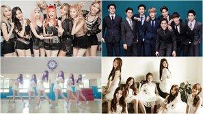 """Những nhóm nhạc K-pop được """"đỡ đầu"""" bởi anti- fan"""