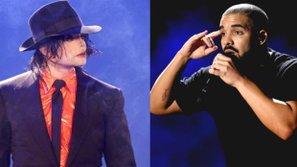 Drake phá kỷ lục tồn tại suốt 32 năm của huyền thoại nhạc Pop Michael Jackson