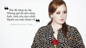 """""""Giọng hát vạn người mê"""" Adele, từ cô hầu bàn quán nước bước lên đỉnh cao âm nhạc"""