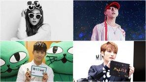 Thần tượng K-pop và những thương hiệu mang tên chính chủ
