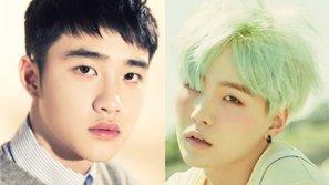 4 chàng idol sinh năm 1993