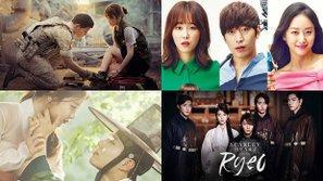 Điểm lại những bản nhạc phim ấn tượng nhất trên màn ảnh Hàn 2016