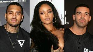 Không có chuyện Rihanna quay về với Chris Brown sau khi chia tay Drake