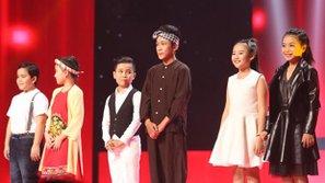 Bán kết Giọng hát Việt nhí 2016: Ba gương mặt xuất sắc nhất lộ diện