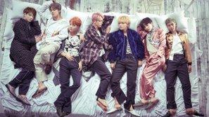 """BTS đi vào lịch sử Kpop với album """"WINGS"""""""