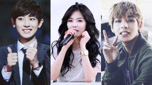 Loạt idol Kpop có tính cách thật khác