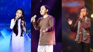 The Voice Kids: Dân ca sẽ một lần nữa đoạt ngôi vương?