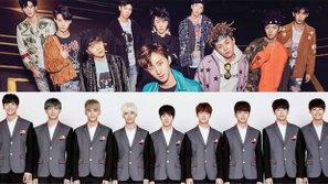 """Những điểm tương đồng đáng kinh ngạc giữa 2 boygroup mới """"lên sàn"""": SF9 và PENTAGON"""