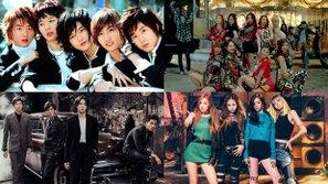 16 màn debut ấn tượng giúp các nhóm nhạc Kpop