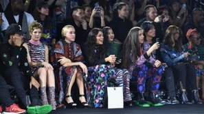 Suboi được truyền thông Mỹ săn đón trong sự kiện H&M x Kenzo tại New York