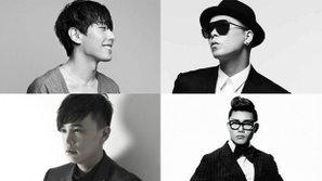 """Là fan Kpop, bạn có biết đến """"tứ vương giọng hát"""" Kim-Na-Park-Lee?"""