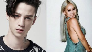 CL (2NE1) từng hẹn hò với người mẫu Anh cực điển trai này?
