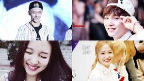 Những thần tượng Kpop chỉ cần cười thôi cũng đủ khiến hàng loạt fan