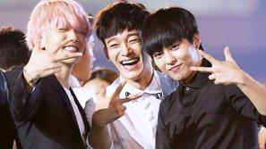 Nhóm nhỏ EXO công bố tên chính thức và ca khúc chủ đề