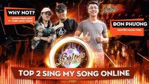 Sing My Song: Lộ diện hai thí sinh đầu tiên bước vào  vòng ghi hình